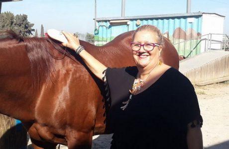 פעילות מגבשת בחוות הסוסים ביבנה