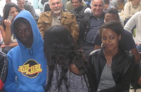 פרוייקט לקידום יוצאי אתיופיה