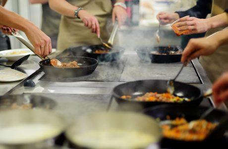 עמל יעד טכנולוגי – מגמת אמנות הבישול
